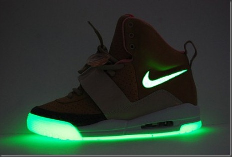 Nike Air Yeezy Kanye West Light Charcoal