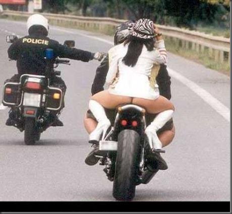 policeman-control-bikinigirl-on-bike